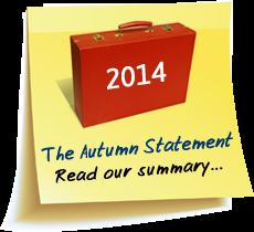 The Autumn Statement 2014
