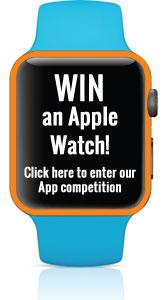 Win an Apple Watch!