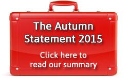 The Autumn Statement 2015