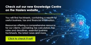 Haslers new online Knowledge Centre