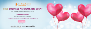 The Essex Business Network Group hopes to spark new business relationships at Valentines Special