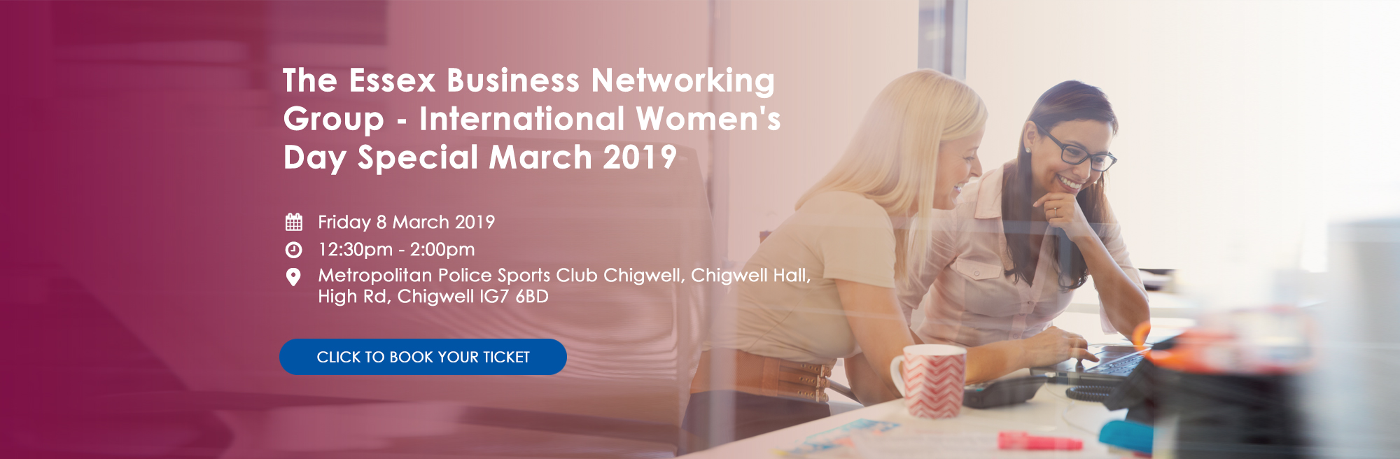The Essex Business Networking Group - March 2019