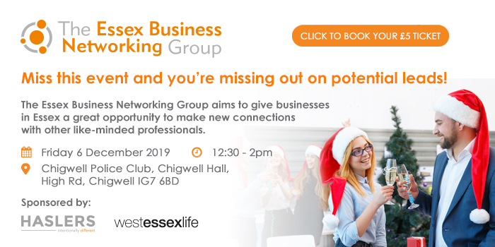 The Essex Business Networking Group - December 2019
