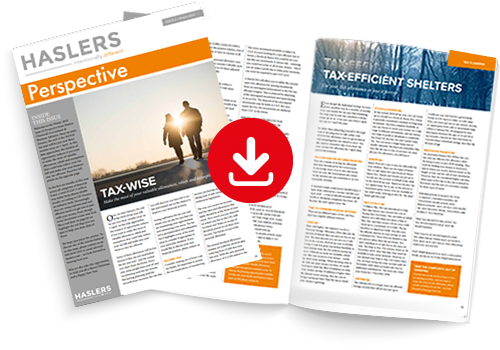 Winter 2019 issue of 'Perspective'
