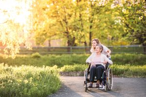 Care in later life - Making the difficult choice between live-in care and a care home